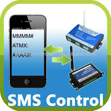 SMS Controlled Industrial Controller