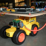 Vehicle Host Receiver Controller electronics project