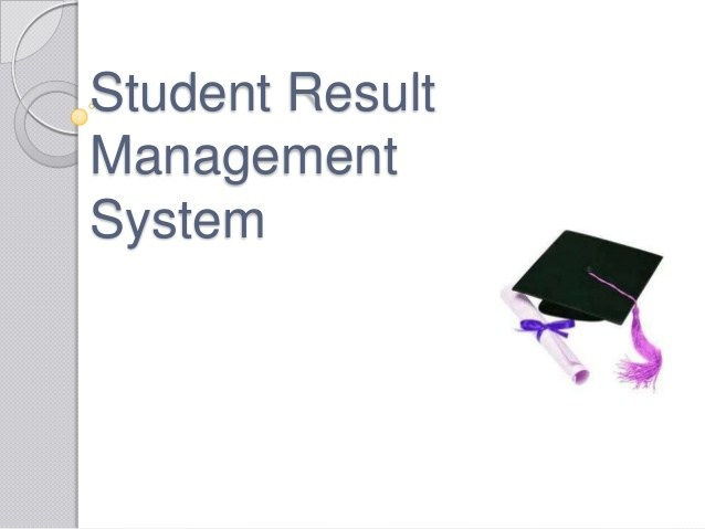 Student-Result-System