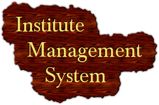 Institute Management System Project