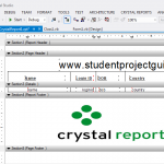 Crystal Reports for Visual Studio