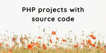 PHP-projects-with-source-code